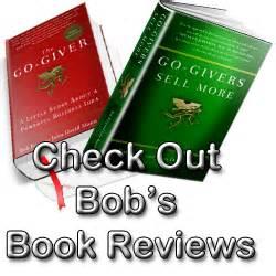 Bob book reviews